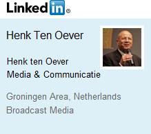 LinkedIn Henk ten Oever