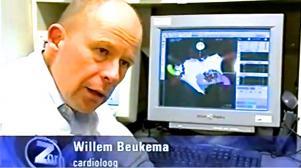 Isala cardioloog Willem Beukema ablatie-techniek 2003