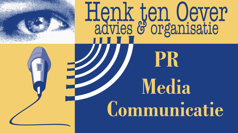 Henk ten Oever Logo PR Media Communicatie