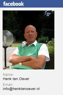 Facebook Henk ten Oever